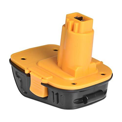 A-A Adaptador para DCA1820, adaptador de batería para 18 V/20 V, batería de litio para taladro de níquel y herramientas de cargador