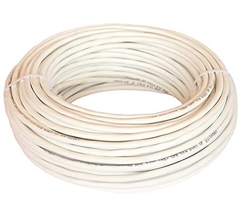 Fabricable – Cable de Alarma con aislamiento de poliolefina, libre de halógenos,...