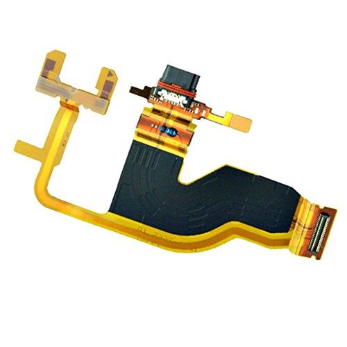 PETSOLA Reemplazo del Cable Flex de Puerto de Carga para Xperia Z4 Tablet Sgp712 Sgp771