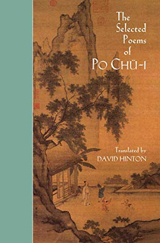 The Selected Poems of Po Chü-i (New Directions Paperbook)