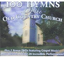 100 Hymns of the Old Country Church [4cd's + 2dvd BOX Set]