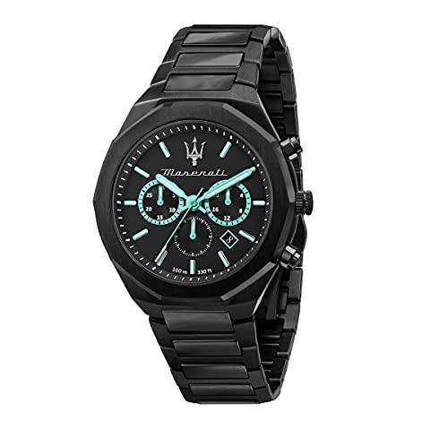 Maserati Aqua Edition Reloj Hombre, De Cuarzo, Cronógrafo - R8873644001
