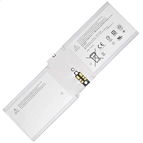 7XINbox DAK822470K G3HTA020H G3HTA044H Laptop Battery Replacement for Microsoft Surface Book 1 CR7 13.5' CR7-00005 CR7-00007 (7.5V 2387mAh/18Wh)