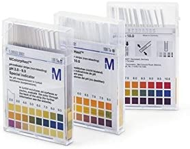 EMD Millipore 1.09531.0007 ColorpHast Premium pH Strip (Pack of 600)