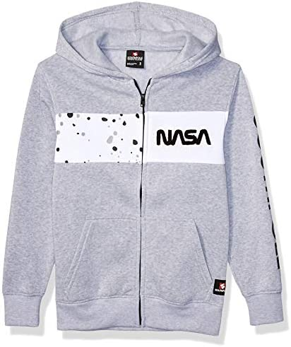 Southpole Baby-Jungen NASA Collection Sweatshirt Hoodie Crewneck Kapuzenpulli