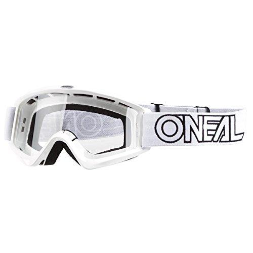 Oneal 6030-111O Occhiali, Nero, M