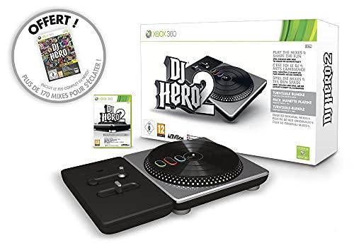 DJ Hero 2 - Turntable Kit (Xbox 360) [Importación inglesa]