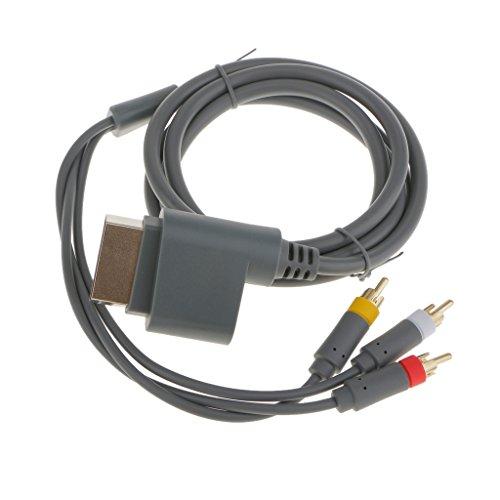 Unbekannt Ersatz Av Hd Audio-Video-Kabel Ersatz Für Microsoft Xbox 360