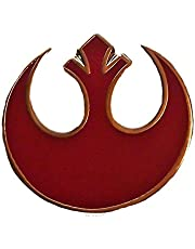 Star Wars REBEL ALLIANCE Sm RED Logo Pin esmaltado