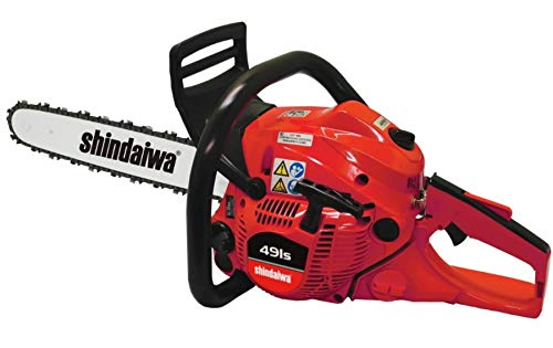Buy Bargain Shindaiwa 491S - 20 Chain Saw 20 Bar Professional Rear Handle 50.2cc Engine