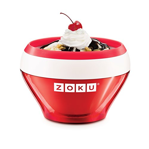Zoku single quick pop maker freezes ice pops in as little as seven minutes right on your countertop without electricity Freezes them just as fast. The unit can make up to three pops before it needs to be refrozen Can quickly make striped pops Yogurt ...