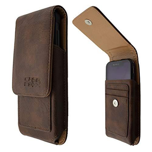 caseroxx Outdoor Tasche für Blackview BV9100, Tasche (Outdoor Tasche in braun)