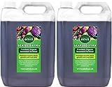 Envii SeaFeed Xtra - Fertilizzante liquido organico per alghe - 10L