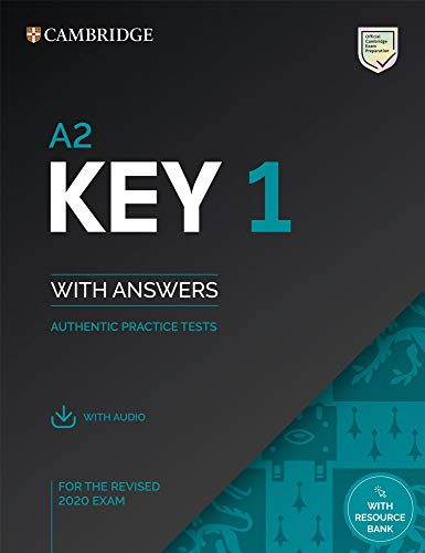 A2 Key 1. Practice Tests with Answers and Audio. (Ket Practice Tests)