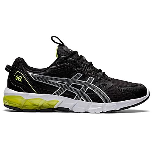 ASICS Gel-Quantum 90, Running Hombre, Black Glow Yellow, 46 EU
