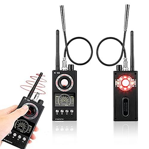 Anti-Spy-Kamera-Detektor, Funk-Signal-Detektor Bug-Finder Anti-Überwachungs-Anti-Positionierungs-Detektor, Funk-Signal-Detektor GSM-Audio-Finder GPS-Scan-Detektor