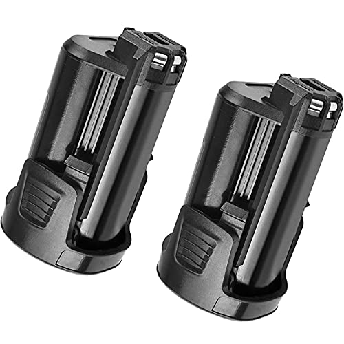 3.5Ah 12V B812-02 Battery Li-Ion Replacement for Dremel B812-02 B812-03 B812-01 Works with Dremel 8200 8220 and 8300 Cordless Tools(2 Packs)