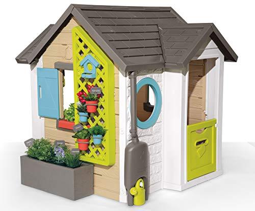 Smoby Garden House con accessori per il giardinaggio, età 2 anni, 7600810405