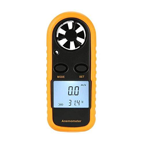 ZOYUBS デジタル風速計 -10〜45℃ GM816 風速計 風力計 風速&温度同時計測 デジタルハンドヘルド風速計 風量計 デジタルLCD風速計 ポータブル風速計 デジタル気温風速計 ポケットアネモメーター ポケットデジタル風速計 風速 風温 風量測定 風速計測 温度計搭載 気温と風量も測定器 LCDバックライト、データホールド、MAX/MIN機能 小型 簡易 高精度 操作簡単 自動OFF バックライト機能 手軽 温度計 搭載 室外 作業現場 漁業 農業 スポーツ ドローンの飛行 トーニック 射撃 工事現場 釣り 登山に適用 風力計 風速温度計 省エネ コンパクト アネモメーター 風量計 電源自動切 平均値表示可能(風速計&温度計)