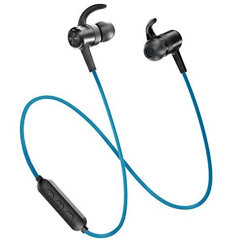 Bluetooth Headphones TaoTronics Wireless Earbuds Sport Earphones 9 ...