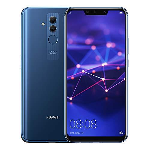 Huawei Mate 20 Lite SNE-LX3 64GB (Factory Unlocked) 6.3' FHD (International Version) (Sapphire Blue)