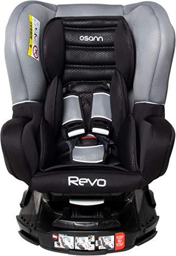 Osann Revo SP Reboarder Gruppe 0+/1/2 (0-25 kg) 360 Grad drehbar Luxe Gris