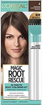 L'Oreal Paris Magic Root Rescue 10 Minute Root Hair Coloring Kit