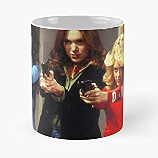 That 70s Show Girls Charlies Angels - Ceramic Novelty Mugs 11 Oz, Funny Gift