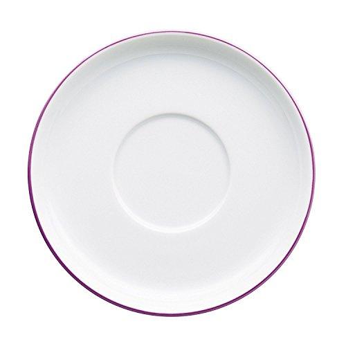 Arzberg-cUCINA cOLORI vIOLET-tasse à expresso avec sous-tasses 13 cm