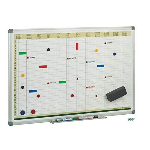 Faibo PLA - Pizarra de planificación anual