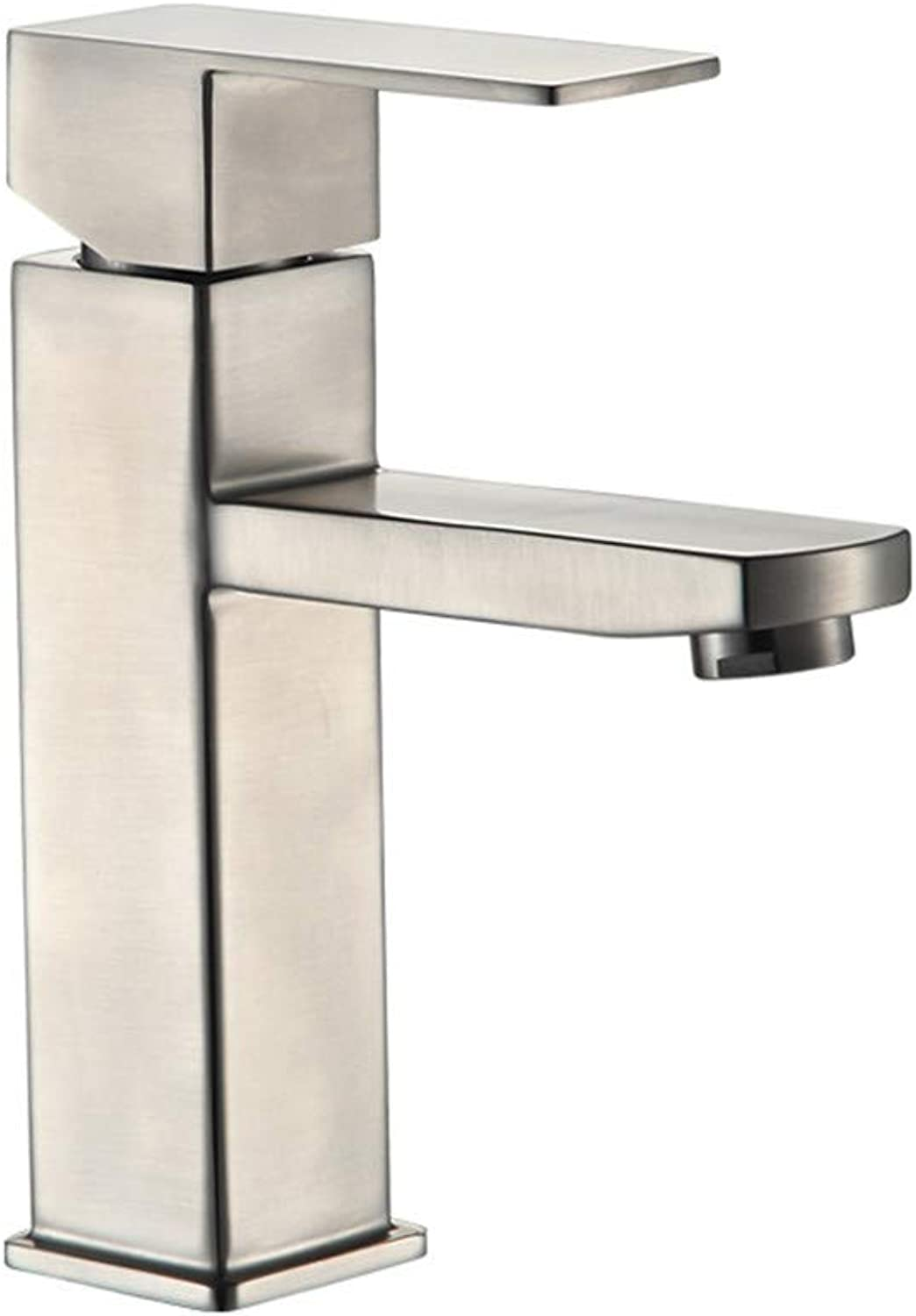 Bathroom accessories, easy to use and user-friendl Bathroom Faucets,Mixer Tap Single Lever Bathroom Single Hole Basin Tap Easy To Clean XIAHE