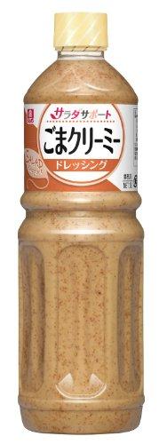 理研ビタミン リケン サラダサポート ごまクリーミー 1L [3766]