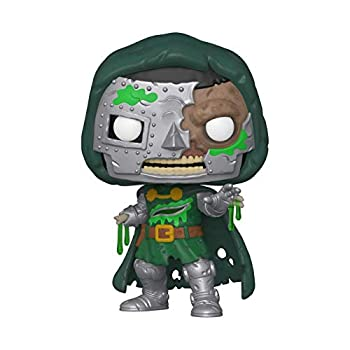 Funko Pop! Marvel  Marvel Zombies - Dr Doom Multicolor 3.75 inches