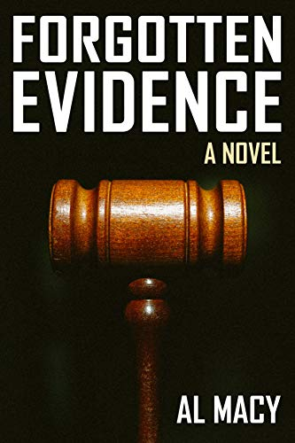 Forgotten Evidence: A Novel (Goodlove and Shek Book 4)