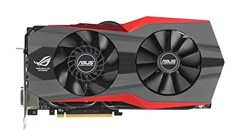 ASUS Matrix Radeon R9 290X 4GB GDDR5 512bit PCI-E