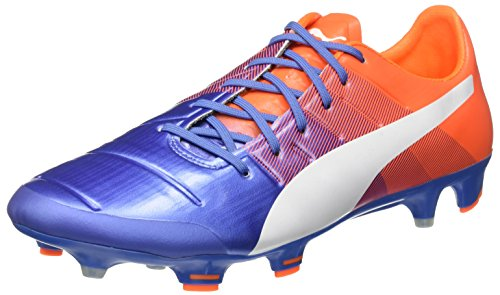 Puma Evopower 1.3 FG - Botas de fútbol para Hombre, Color Multicolor, Talla 47 EU