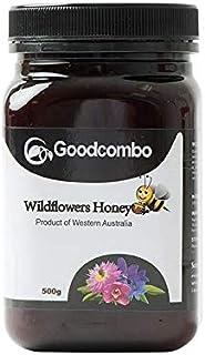 Goodcombo Wild Flowers Honey 500g, 500 g