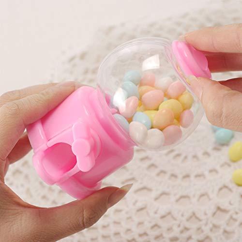 Karrychen Praktische Candy Bank Spender Maschine Snacks Aufbewahrungsbox Münzgeld für Kinder Babyspielzeug