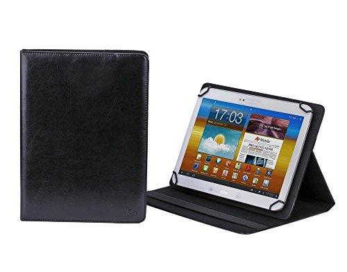 RivaCase 3007 Schutz Hülle Tasche Etui in Schwarz für bq Edison 3 3G