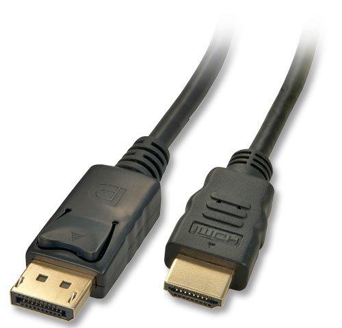 LINDY DisplayPort-Kabel nach HDMI (1 m)
