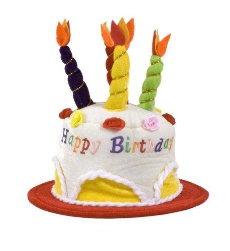 chapeau happy birthday Gâteau d'anniversaire