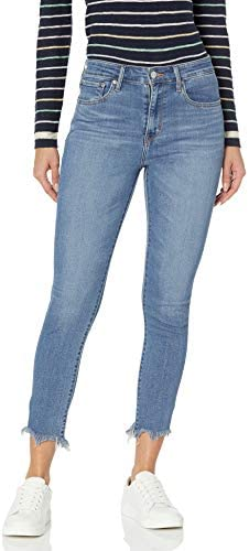 Levi s Women s 721 High Rise Skinny Ankle Jeans Culture Corner 32 US 14 product image
