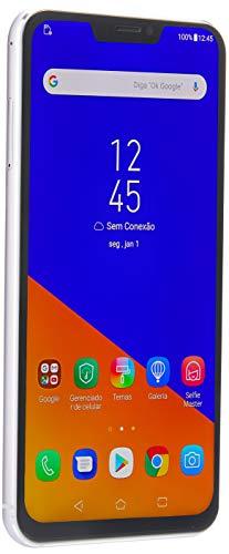 Smartphone Zenfone 5 Z, Asus, ZS620KL-2H075BR, 128 GB, 6.2', Prata