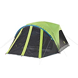 Two Person Camp Tent With Room For Doggy