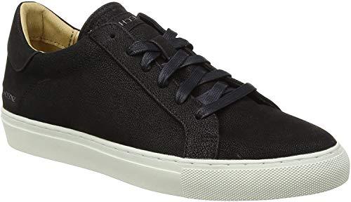 Skechers Vaso-Vivir, Zapatillas Mujer, Negro Blk, 38 EU