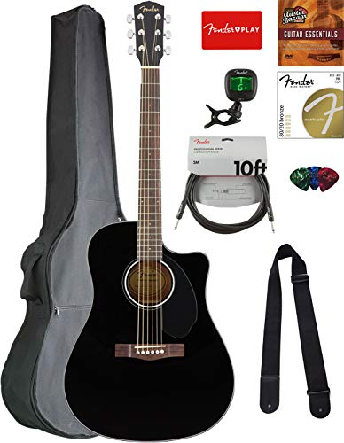 Fender FA-235E Concert Acoustic-Electric Guitar Review