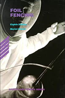 Foil Fencing (Sports and Fitness Series)