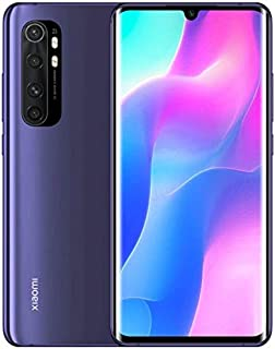"Xiaomi Mi Note 10 Lite 6.47"" 64MP DualSim International Global Version (Nebula Purple, 6GB/64GB)"
