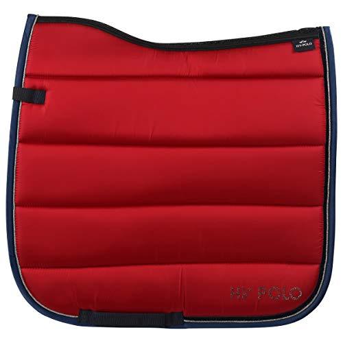 HV Polo Schabracke Feline- Red-Dressuur Full