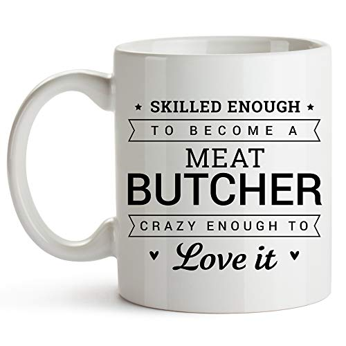 Mug for Meat Butcher Profession